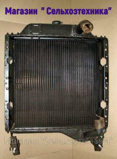 Радиатор ДТ – 75
