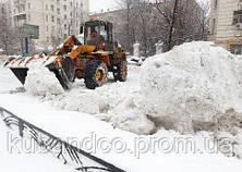 Надаємо послуги з прибирання снігу!