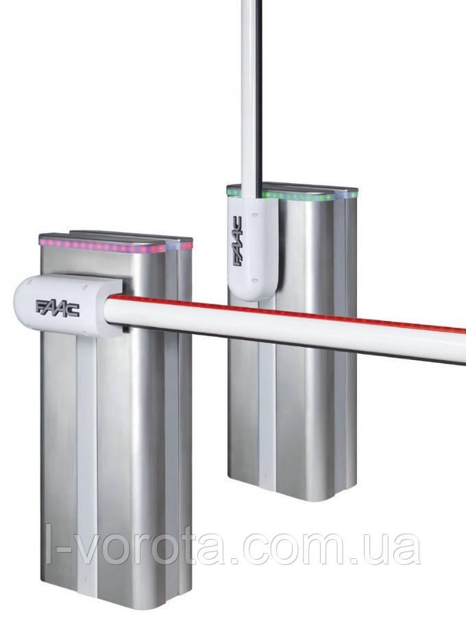 FAAC B680H RAPID WINTER -40°C (стрела 7,3 м) шлагбаум гидравлический