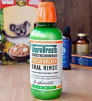 TheraBreath, Свежее дыхание, ополаскиватель для полости рта, легкая мята, 16 жидких унций 473 мл, официальный сайт