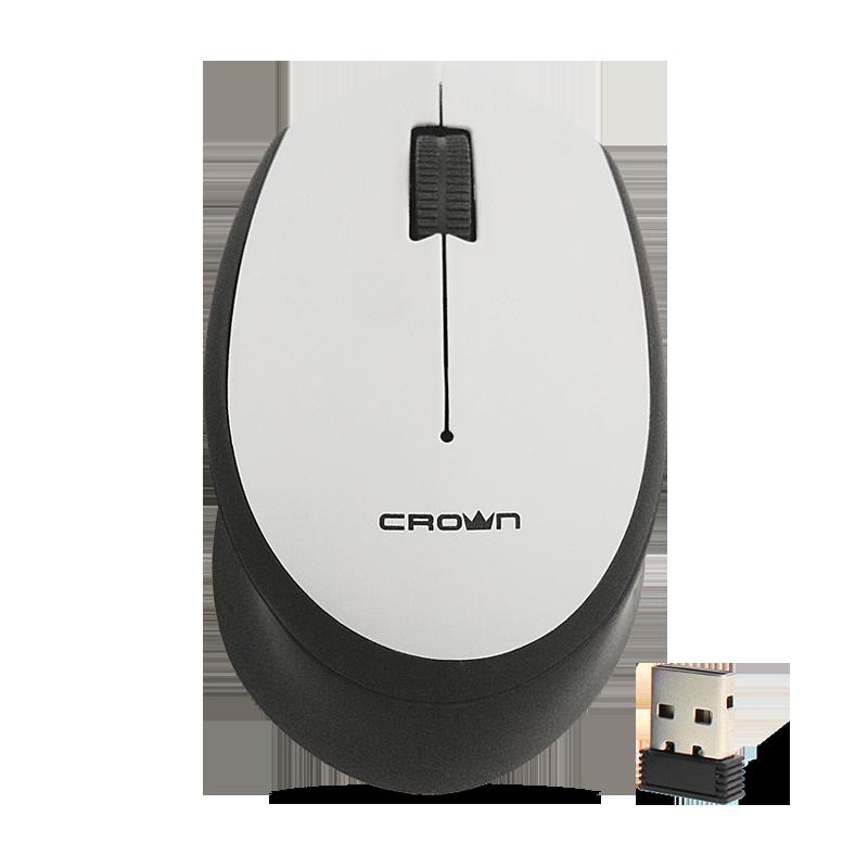 Мышь компьютерная беспроводная Crown CMM-937W