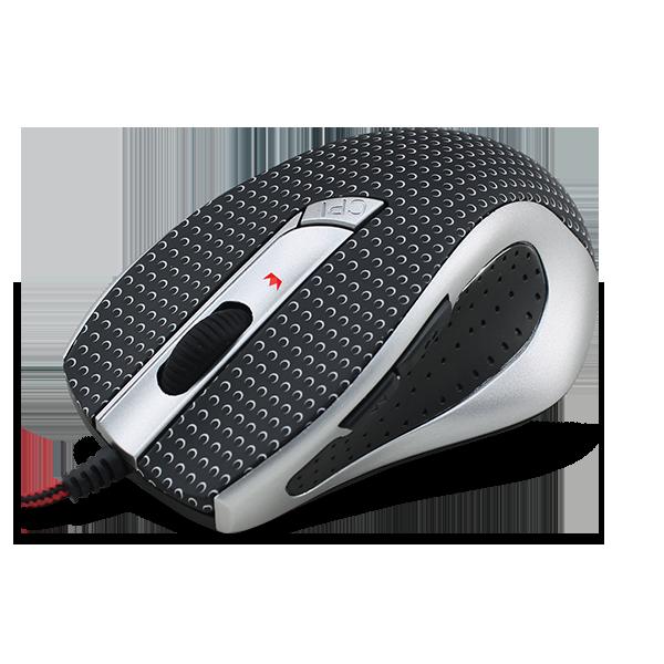Мышь компьютерная проводная Crown CMXG-603