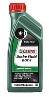 Тормозная жидкость Castrol Brake Fluid DOT-4 (1л)