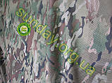 MULTICAM Сетка для маскировки, камуфляжная, 1.5*9м, фото 6