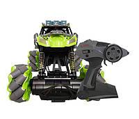 Трюковая Машинка Вездеход Fever Buggy4WD 4x4 На Радиоуправлении Original  Green (PRO 2301/GR)
