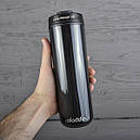 Термокружка для напоїв Aladdin Insulated Travel Mug (0.47 л), чорна, фото 5