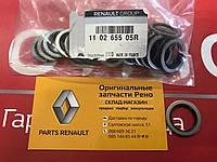 Кольцо прокладка масляной пробки Renault Megane 3 (Original 110265505R)