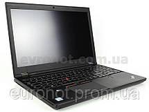 Ноутбук Lenovo ThinkPad P50 (i7-6820HQ 16GB 256SSD), фото 2