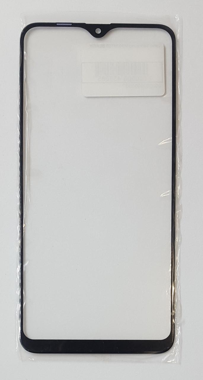 Скло модуля для Samsung M10 M105 чорне