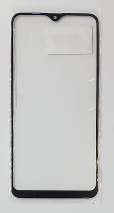 Скло модуля для Samsung M10 M105 чорне, фото 2