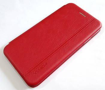 Чехол книжка Momax New для iPhone XS Max Красный