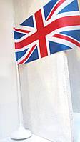 флаги всех стран мира (24 см на 12 см) ассортимент в количестве