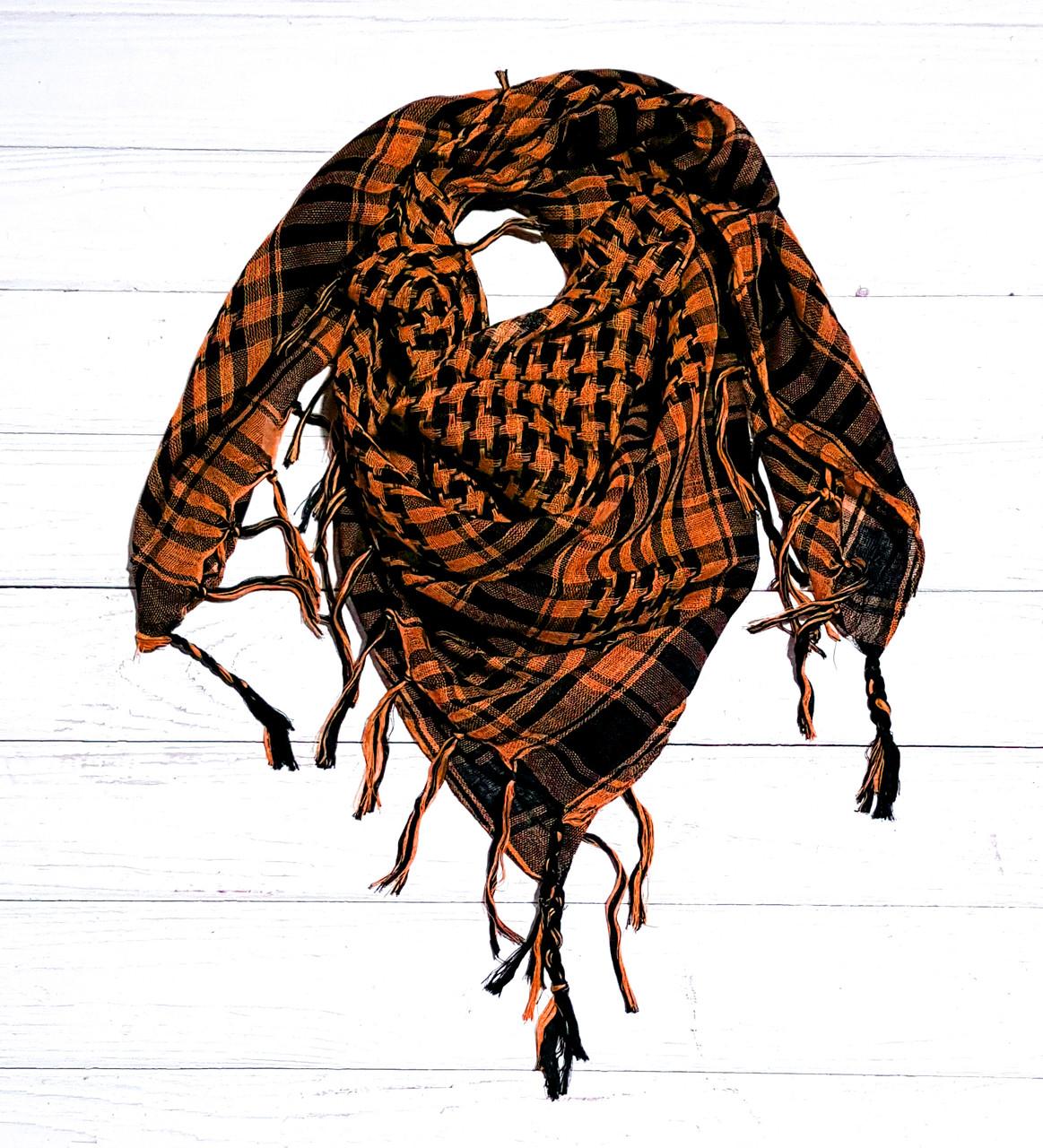 Арафатка платок с кистями, опт 40 грн.
