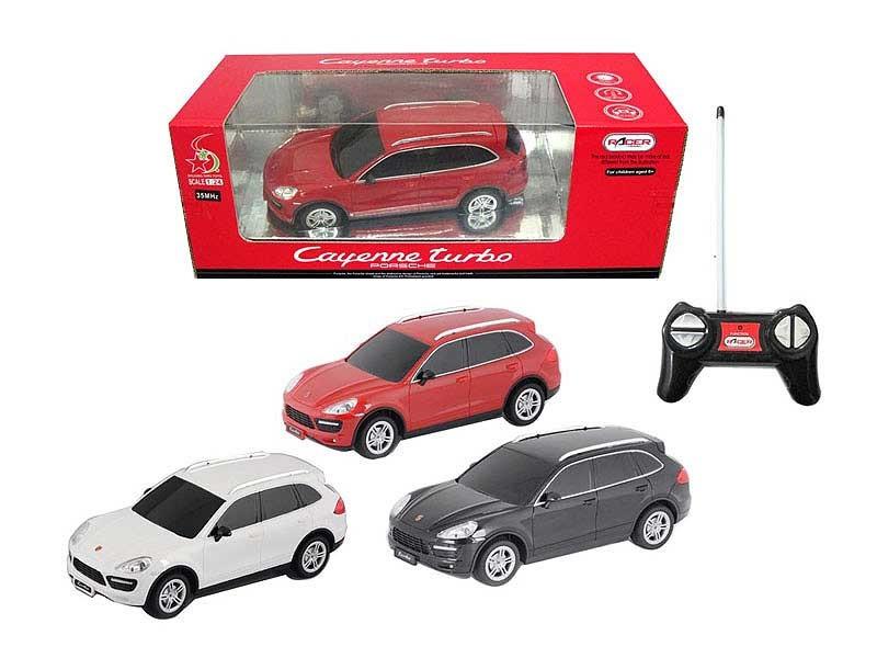 Машина на радиоуправлении Porsche Cayenne Turbo