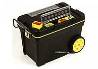 Ящик на колесах STANLEY пластм. зі знімними відділеннями в кришці Pro Mob, 1,3x41,9x37,5см