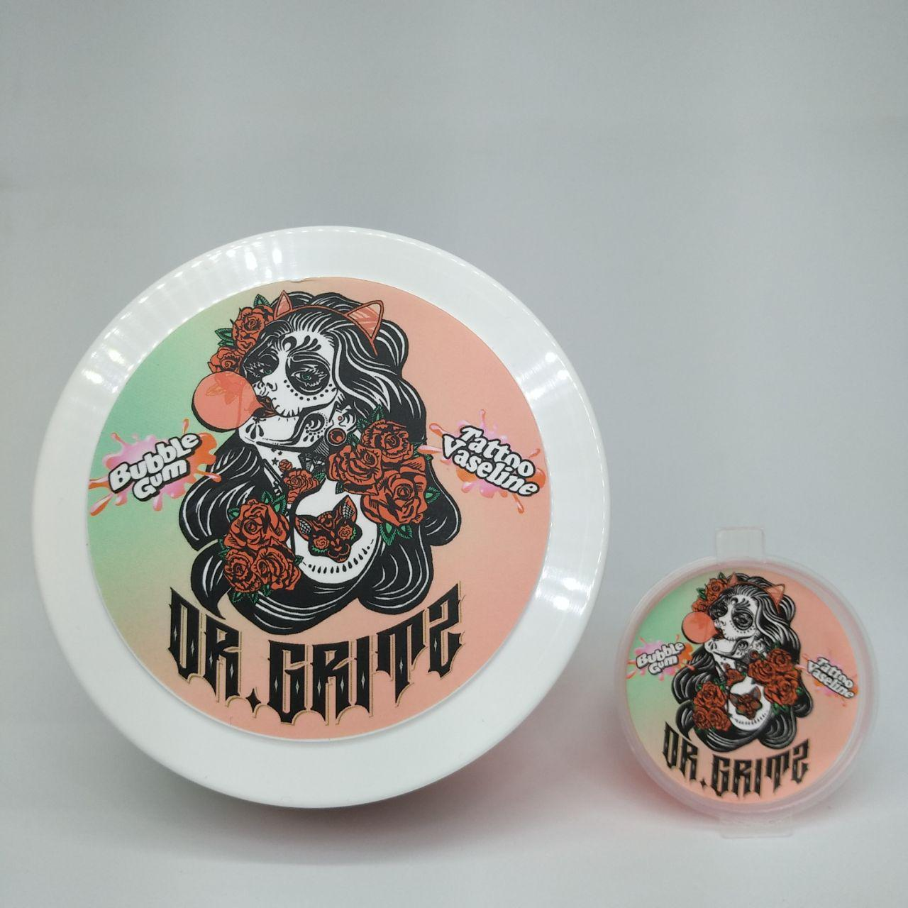 Вазелин для тату Бабл Гам Bubble Gum Tattoo Vaseline 300 мл