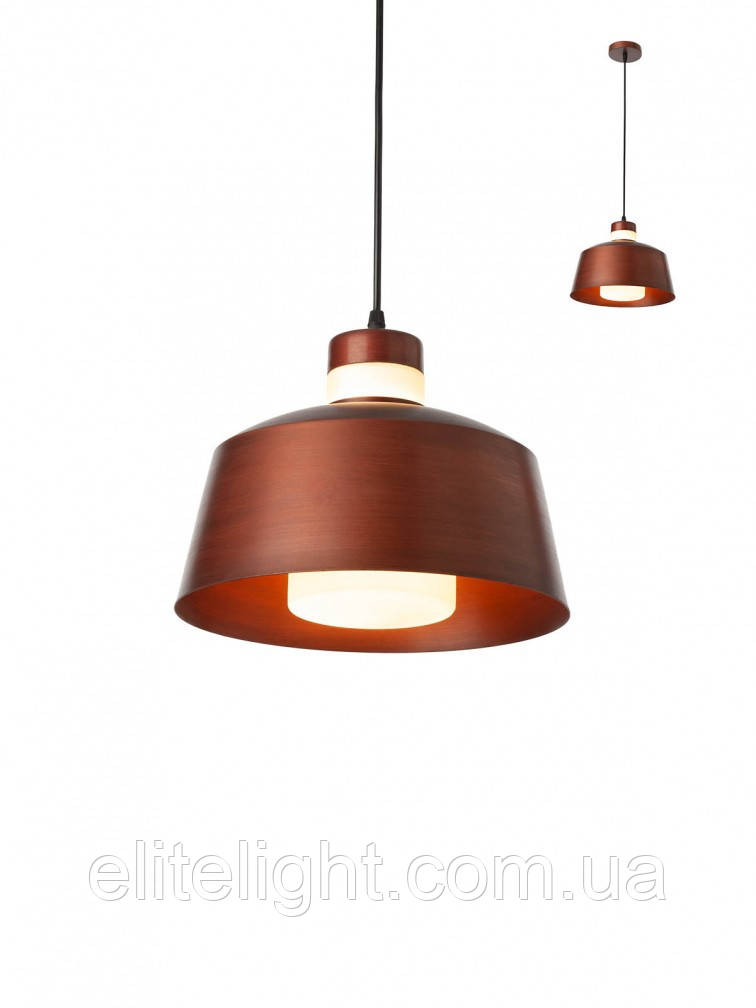 SKIMMEL SU E27 D280xH1200 BRUSHED COPPER