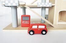 Деревянный трек с лифтом EcoToys 12104, фото 3
