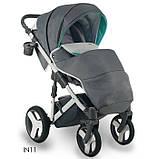 Детская универсальная коляска 2 в 1 Bexa Ideal New 2 в 1, фото 2
