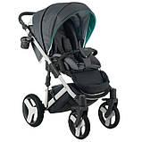 Детская универсальная коляска 2 в 1 Bexa Ideal New 2 в 1, фото 3