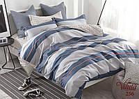 Комплект постельного белья сатин 256 - Двуспальный Евро