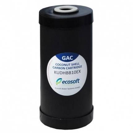 """Картридж с гранулированным активированным углем Ecosoft 4,5""""х10"""" (CHV4510ECO), фото 2"""