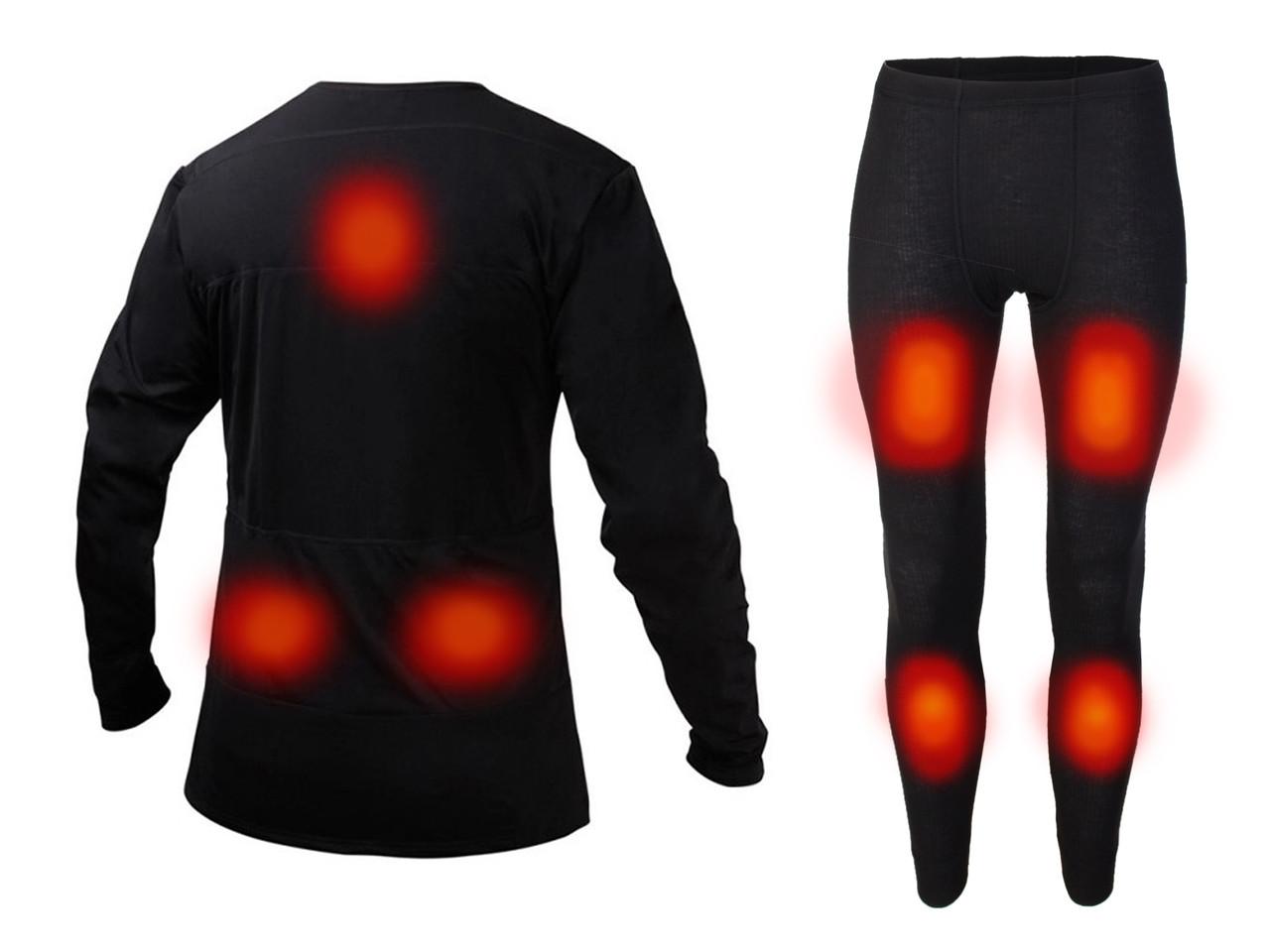 Eco-obogrev Thermo-Fleece BL1 краще ФЛІСОВА ТЕРМОБІЛИЗНА З ПІДІГРІВОМ для риболовлі та полювання