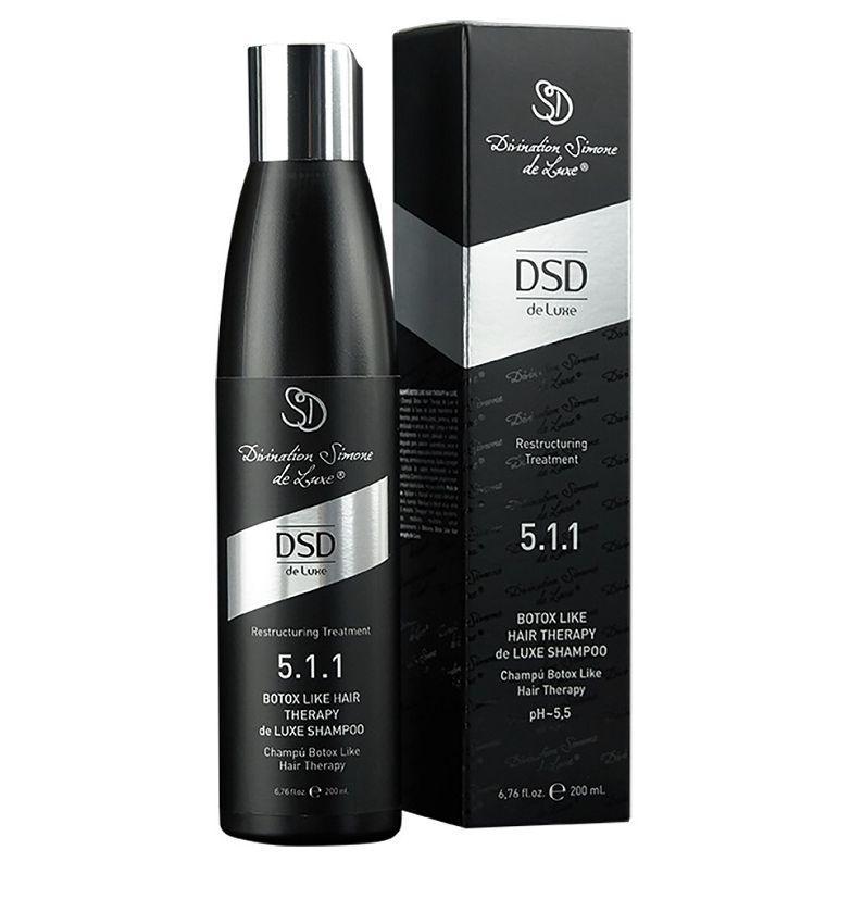 Шампунь для волос №5.1.1 Simone DSD de Luxe Hair Therapy Shampoo 200 мл