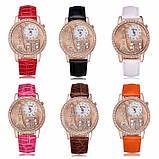 Жіночі годинники GoGoey,чорний ремінець, фото 5
