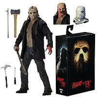 Фигурка Джейсон Вурхиз Из к/ф Пятница 13-е - Jason Voorhees, Friday the 13th, Part 3, Neca