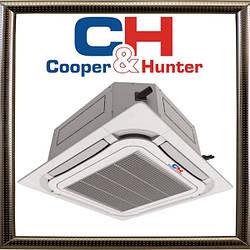 Кассетный внутренний блок Cooper&Hunter INVERTER CH-IC100RK/CH-IU100RM