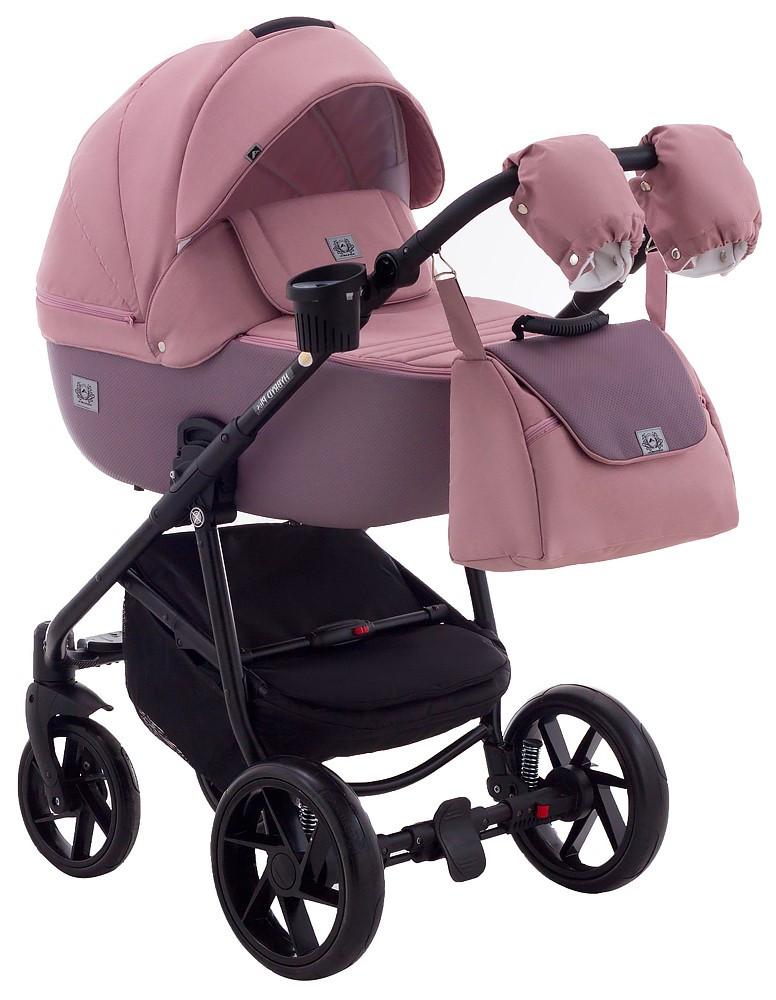 Детская универсальная коляска 2 в 1 Adamex Hybryd Plus BR222