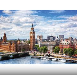 Пазлы 1500 элементов Лондон.Развивающие логические пазлы на 1500 деталей.