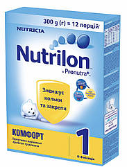Nutrilon 1 Комфорт, 300 г