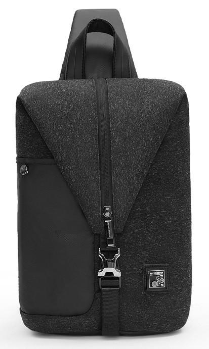 Модный городской однолямочный рюкзак Arctic Hunter XB00061 для бизнеса и путешествий, влагозащищённый, 5л