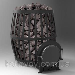 Печь для бани/сауны Canada (Канада) ПКБ-Бочка 30, без выноса