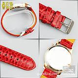 Жіночі годинники GoGoey, ремінець білого кольору, фото 3