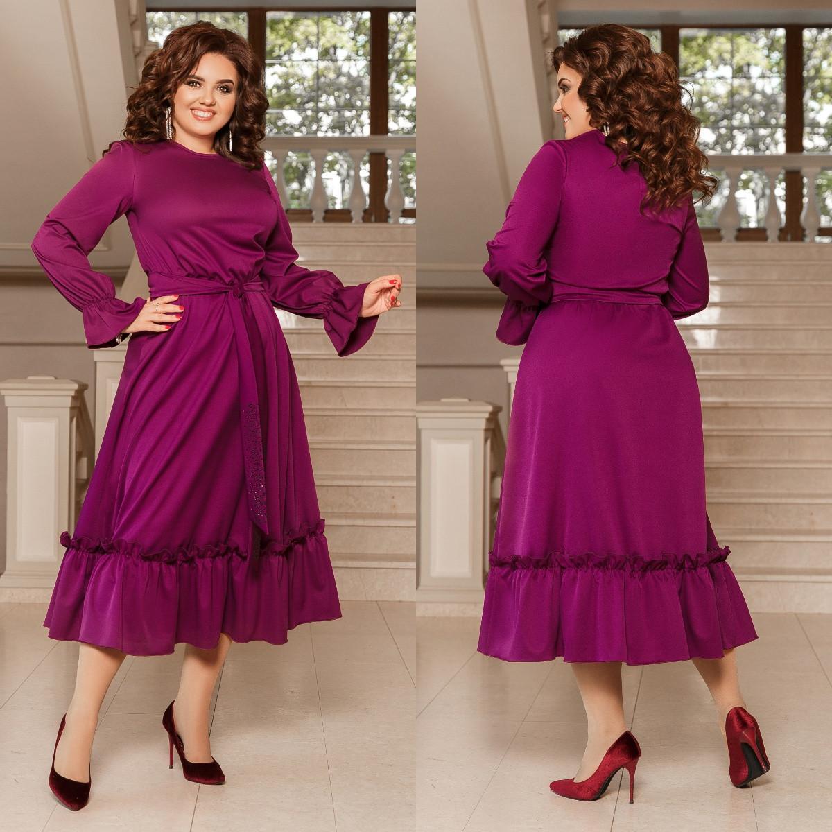 Платье женское 176кб батал