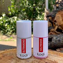 Kodi Ultrabond 15 ml + Kodi Nailfresher 15 ml \ Набір Коді бонд і фрешер