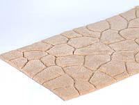Набор ковриков в ванную Irya Stone бежевый 60*100 + 45*60