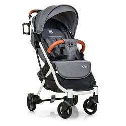 Детская прогулочная коляска El Camino Yoga II M 3910-11 grey