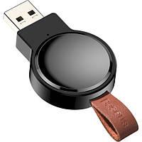 Беспроводное зарядное устройство Baseus для Apple Watch Dotter, Black (WXYDIW02-01), фото 1