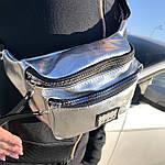 Женская поясная сумка Off White, бананка, сумка через плечо, фото 2