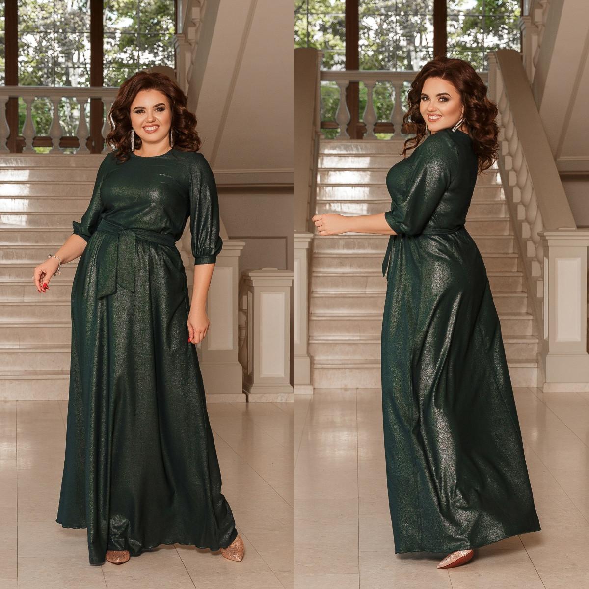 Платье женское 175кб батал