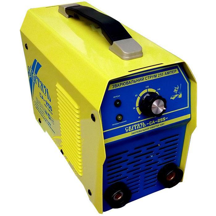 Зварювальний інвертор 255А, 160-240 В, Світязь СА-255 (70209)