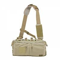Сумка тактическая 5.11 4-Banger Bag Sand