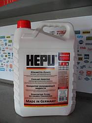 Красный антифриз HEPU G12