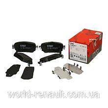 Комплект задних тормозных колодок на Рено Каджар / TRW  GDB3617