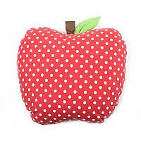 Декоративная детская подушка 'Яблоко'