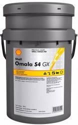 Олива редукторна Shell Omala S4GX 460